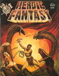Cover Thumbnail for Heroic Fantasy (Heroic Fantasy Publications, 1984 series) #1