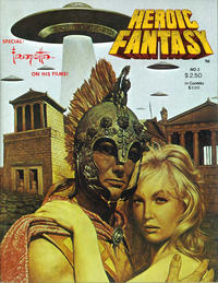 Cover Thumbnail for Heroic Fantasy (Heroic Fantasy Publications, 1984 series) #2