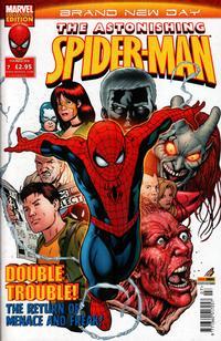 Cover Thumbnail for Astonishing Spider-Man (Panini UK, 2009 series) #7