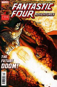 Cover Thumbnail for Fantastic Four Adventures (Panini UK, 2010 series) #2