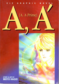 Cover Thumbnail for A, A' [A, A Prime] (Viz, 1997 series)