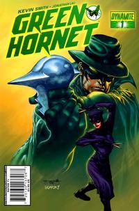 Cover Thumbnail for Green Hornet (Dynamite Entertainment, 2010 series) #1 [Stephen Segovia regular]