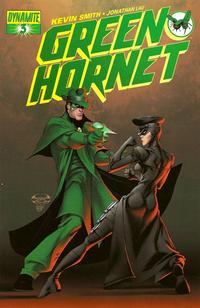 Cover Thumbnail for Green Hornet (Dynamite Entertainment, 2010 series) #3 [Joe Benitez Cover]