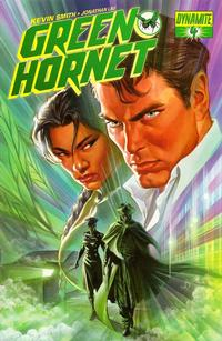 Cover Thumbnail for Green Hornet (Dynamite Entertainment, 2010 series) #4 [Alex Ross Cover]