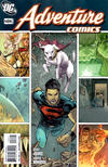 Cover Thumbnail for Adventure Comics (2009 series) #6 / 509 [Variant Cover (1 in 10)]