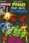 Cover for Les Défenseurs (Arédit-Artima, 1981 series) #6