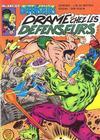 Cover for Les Défenseurs (Arédit-Artima, 1981 series) #8