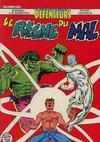 Cover for Les Défenseurs (Arédit-Artima, 1981 series) #11