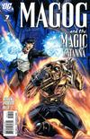 Cover for Magog (DC, 2009 series) #7