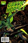 """Cover for Green Hornet (Dynamite Entertainment, 2010 series) #1 [John Cassaday DF Exclusive """"surprise""""]"""