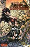 Cover for Escape from Wonderland (Zenescope Entertainment, 2009 series) #4 [Cover A - Mike DeBalfo]