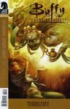 Cover for Buffy the Vampire Slayer Season Eight (Dark Horse, 2007 series) #31