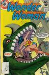 Cover Thumbnail for Wonder Woman (1942 series) #257 [Whitman cover]