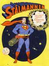 Cover for Stålmannen (Serieforlaget / Se-Bladene / Stabenfeldt, 1952 series) #1/1952