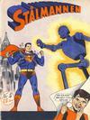 Cover for Stålmannen (Serieforlaget / Se-Bladene / Stabenfeldt, 1952 series) #5/1952