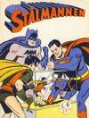 Cover for Stålmannen (Serieforlaget / Se-Bladene / Stabenfeldt, 1952 series) #6/1952