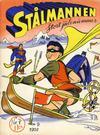 Cover for Stålmannen (Serieforlaget / Se-Bladene / Stabenfeldt, 1952 series) #7/1952