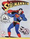 Cover for Stålmannen (Serieforlaget / Se-Bladene / Stabenfeldt, 1952 series) #2/1953
