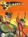 Cover for Stålmannen (Serieforlaget / Se-Bladene / Stabenfeldt, 1952 series) #7/1953