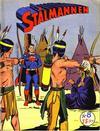 Cover for Stålmannen (Serieforlaget / Se-Bladene / Stabenfeldt, 1952 series) #8/1953