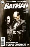 Cover for Batman (DC, 1940 series) #686 [Alex Ross Direct Sales Cover]