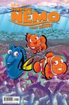 Cover Thumbnail for Finding Nemo: Reef Rescue (2009 series) #1 [Cover B]