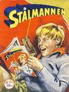 Cover for Stålmannen (Serieforlaget / Se-Bladene / Stabenfeldt, 1952 series) #4/1954