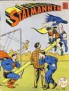 Cover for Stålmannen (Serieforlaget / Se-Bladene / Stabenfeldt, 1952 series) #6/1954