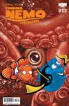 Cover for Finding Nemo: Reef Rescue (Boom! Studios, 2009 series) #3 [Cover B]