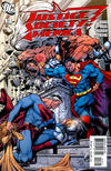 Cover for Justice Society of America (DC, 2007 series) #13 [Dale Eaglesham / Andy Lanning Cover]