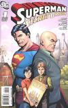 Cover Thumbnail for Superman: Secret Origin (2009 series) #1 [Gary Frank Lex Luthor Cover]