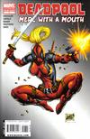 Cover for Deadpool: Merc with a Mouth (Marvel, 2009 series) #7 [2nd Print Variant]