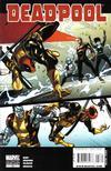 Cover for Deadpool (Marvel, 2008 series) #18 [2nd Print Variant]