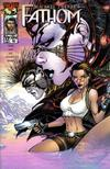 Cover for Fathom (Image, 1998 series) #12 [Tomb Raider Cover]
