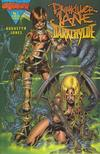 Cover Thumbnail for Painkiller Jane / Darkchylde (1998 series) #1 [Cover 2 - Joe Quesada / Jimmy Palmiotti]