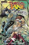 "Cover Thumbnail for Painkiller Jane vs. The Darkness: ""Stripper"" (1997 series) #1 [Conner Cover]"