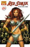 Cover for Red Sonja (Dynamite Entertainment, 2005 series) #0 [Cover A]