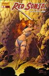 Cover Thumbnail for Red Sonja (2005 series) #3 [John Romita Sr. Cover]