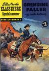 Cover for Illustrerte Klassikere Spesialnummer (Illustrerte Klassikere / Williams Forlag, 1959 series) #3 - Grensene faller - og andre historier