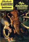 Cover for Illustrerte Klassikere Spesialnummer (Illustrerte Klassikere / Williams Forlag, 1959 series) #8 - Vår underlige klode