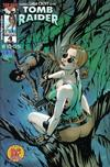 Cover for Tomb Raider: The Series (Image, 1999 series) #4 [Dynamic Forces Variant]