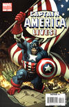 Cover Thumbnail for Captain America (2005 series) #41 [Marvel Apes Variant]