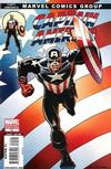 Cover Thumbnail for Captain America (2005 series) #44 [Variant Cover]