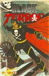 Cover Thumbnail for Black Terror (2008 series) #1 [John Romita Sr. Variant]