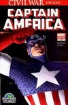 Cover for Captain America (Marvel, 2005 series) #25 [Wizard World Los Angeles Cover]