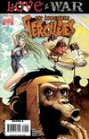 Cover for Incredible Hercules (Marvel, 2008 series) #121 [Marvel Apes Variant Edition]