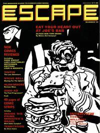 Cover Thumbnail for Escape (Titan, 1986 series) #10