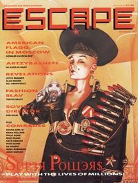 Cover for Escape (Titan, 1986 series) #14
