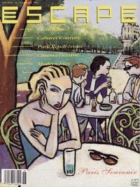 Cover Thumbnail for Escape (Titan, 1986 series) #18