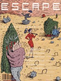 Cover Thumbnail for Escape (Titan, 1986 series) #19